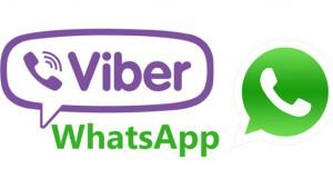 Whats App & Viber